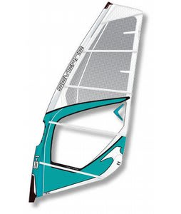 Severne S1 Windsurf Sail 5.6 White/Blue