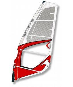 Severne S1 Windsurf Sail 4.3 White/Red