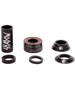 The Shadow Conspiracy Corvus Mid BMX Bottom Bracket Black 19mm