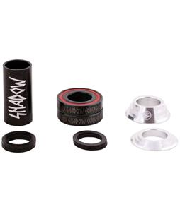 The Shadow Conspiracy Corvus Mid BMX Bottom Bracket High Polish 19mm