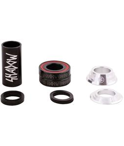 The Shadow Conspiracy Corvus Mid BMX Bottom Bracket High Polish 22mm