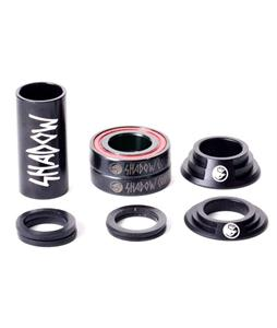 The Shadow Conspiracy Corvus Mid Bottom Bracket Set Black 22.2mm