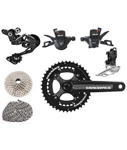 Shimano Deore (2x10) Gear Kit 175mm