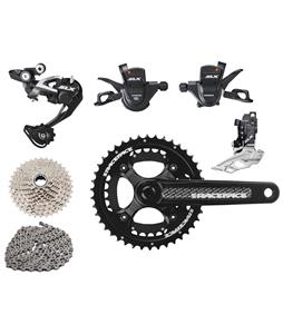Shimano SLX (2x10) Gear Kit 175mm