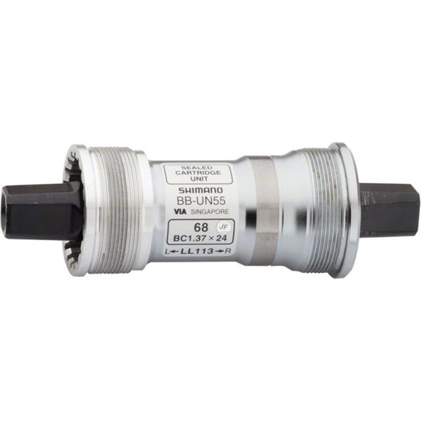 Shimano UN55 Square Taper Bike Bottom Bracket