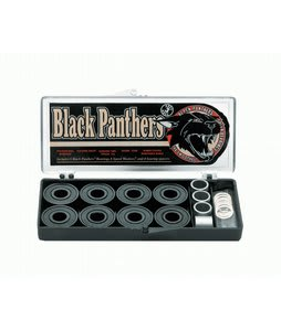 Shortys Black Panther Abec 3 Bearings