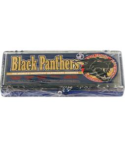 Shortys Black Panthers Abec-5 Skateboard Bearings