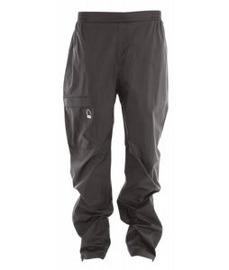 Sierra Designs Hurricane Rain Pants Black