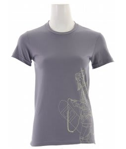 Sierra Headphones T-Shirt Slate