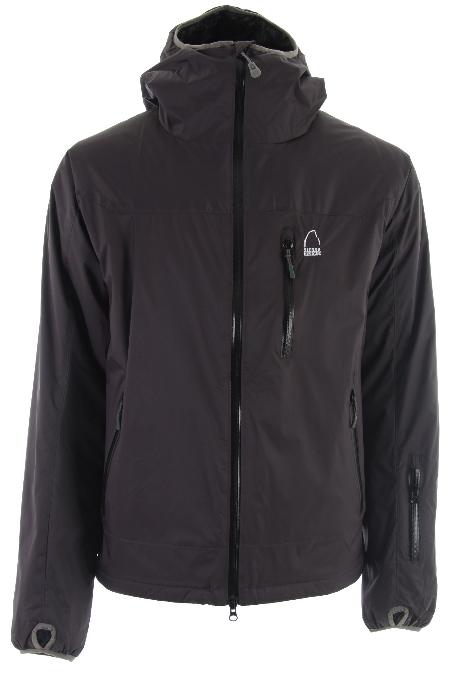 Shop for Sierra Designs N2 Fusion Shell Jacket Black - Men's