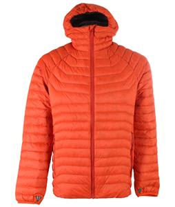 Sierra Designs Dridown Hoody Jacket Red Clay