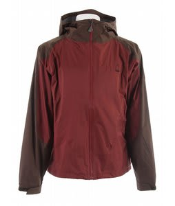 Sierra Designs Hurricane Accelerator Shell Jacket Syrah