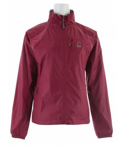 Sierra Designs Microlight Accelerator Shell Jacket Radish