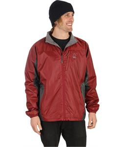 Sierra Designs Microlight Accelerator Shell Jacket Crimson