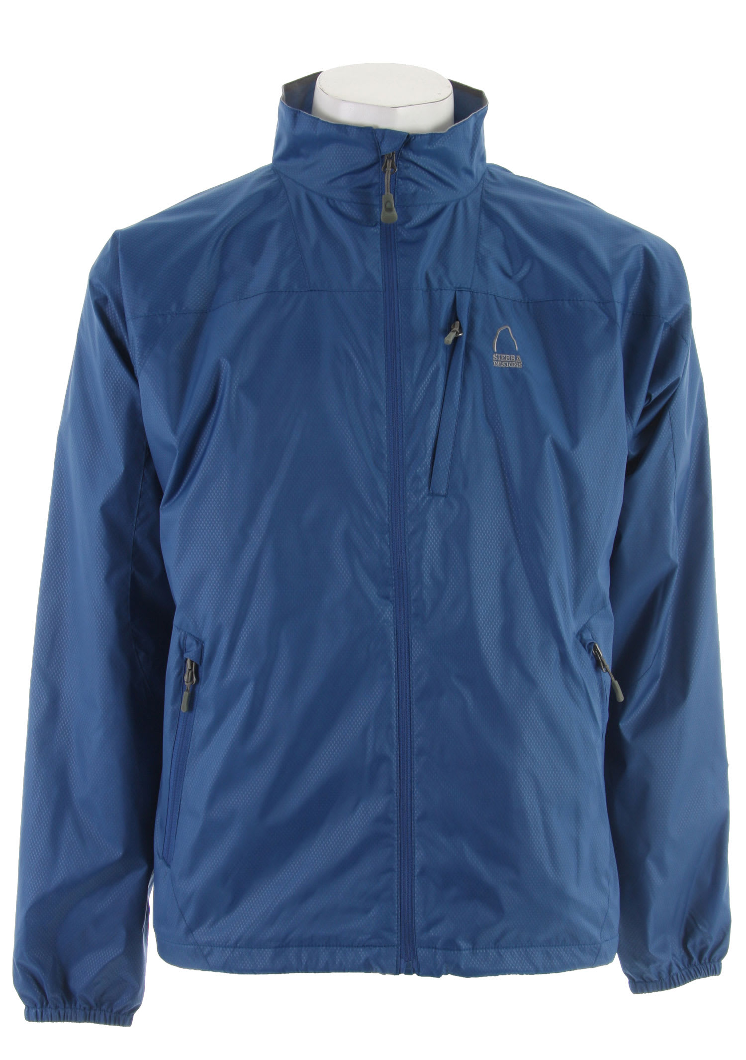 Shop for Sierra Designs Microlight Accelerator Shell Jacket True Blue - Men's