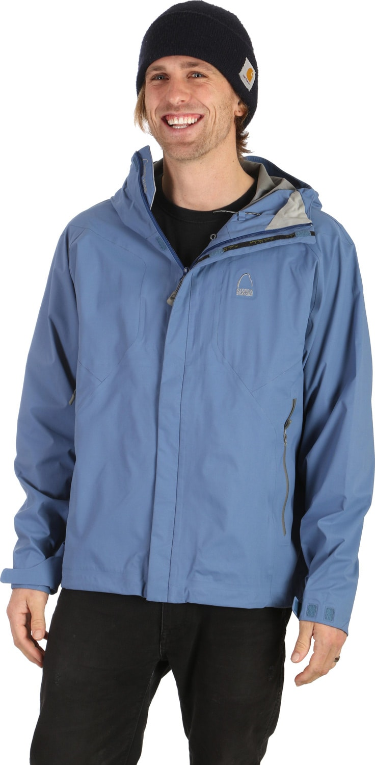 Shop for Sierra Designs N2 Fusion Shell Jacket True Blue - Men's