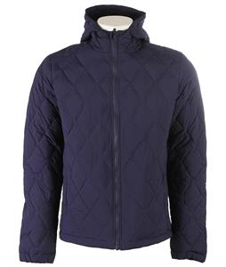 Sierra Designs Stretch Dridown Hoody Jacket Navy