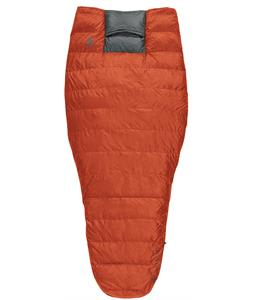 Sierra Designs Backcountry Quilt 800F 2 Season Sleeping Bag Reg