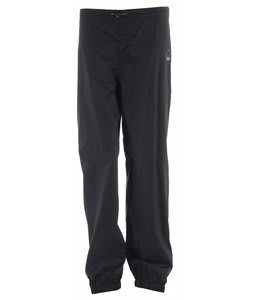 Sierra Designs Cyclone Full Zip Rain Pants Black