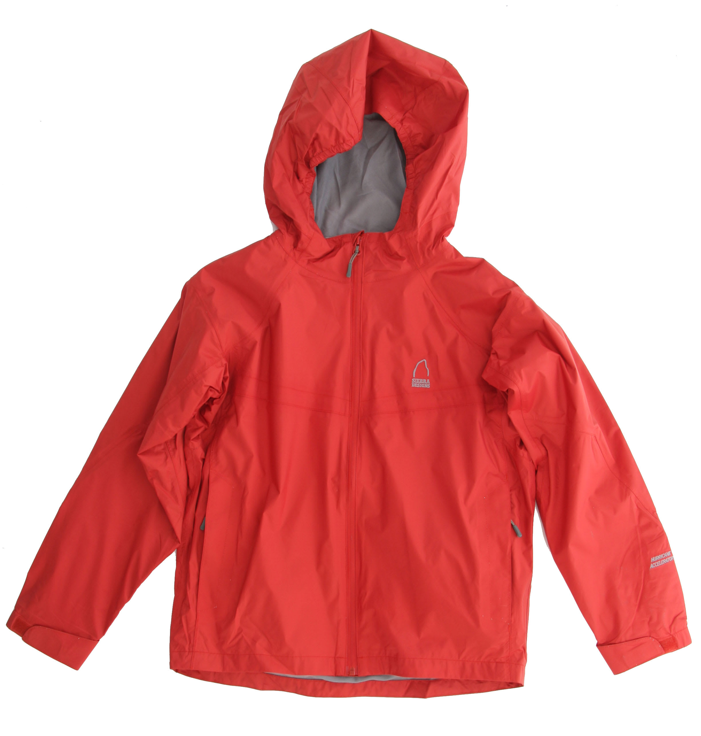 Shop for Sierra Designs Hurricane Accelerator Shell Jacket Brick - Kid's