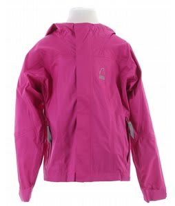 Sierra Designs Hurricane Hp Shell Jacket Rose