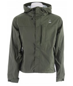Sierra Designs Hurricane Shell Jacket Spinach