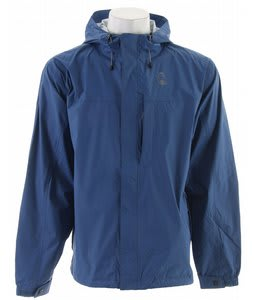 Sierra Designs Hurricane Hp Shell Jacket True Blue