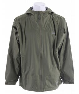 Sierra Designs Hurricane Accelerator Shell Jacket Vine