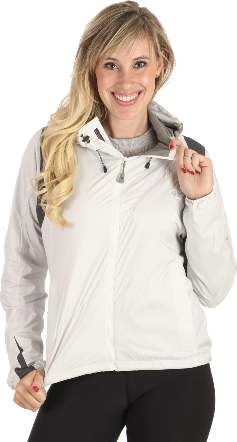 Shop for Sierra Designs Kenosha Shell Jacket Agate - Women's
