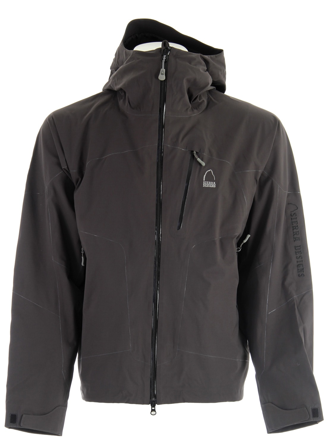 Shop for Sierra Designs Mantra Fusion Ski Jacket Black - Men's