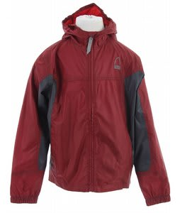 Sierra Designs Microlight Shell Jacket Crimson