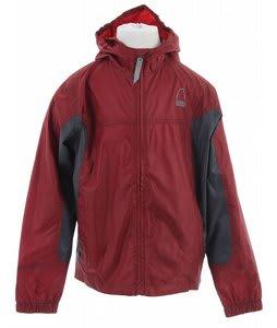 Sierra Designs Microlight Shell Jacket Crimson
