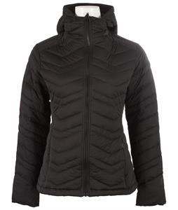 Sierra Designs Stretch Dridown Hoody Jacket Black