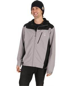 Sierra Designs Vapor Hoody Softshell Jacket Shale/Black