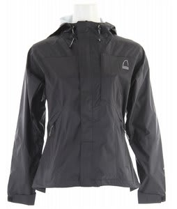 Sierra Designs Hurricane Rain Jacket Black