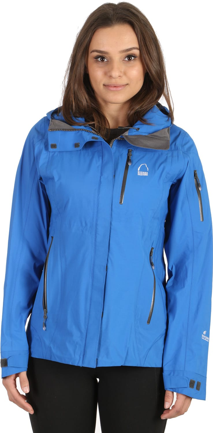 Shop for Sierra Designs Rad Shell Jacket Electric Blue - Women's