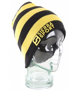 Sierra Sport The Rev Beanie Black/Yellow