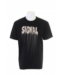 Signal Creeper T-Shirt Black