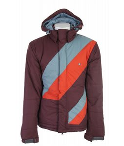 Signal Direction Snowboard Jacket Plum