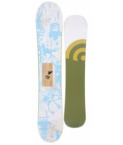 Signal Park Series Snowboard 134 Blue/White 2nd