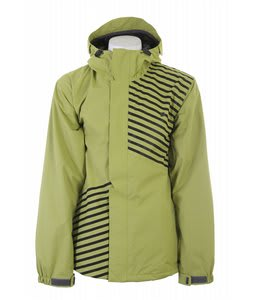 Signal Vector Snowboard Jacket Dark Citron