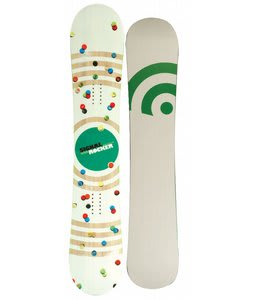 Signal Vita Rocker Snowboard 147