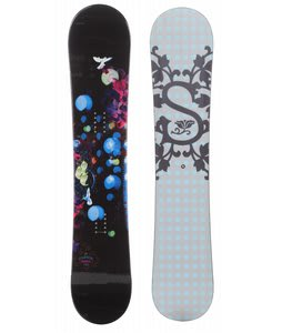 Silence Autumn Snowboard 150