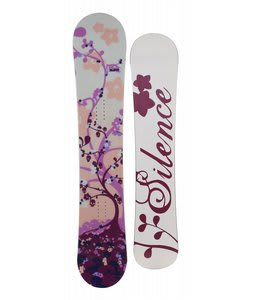 Silence Roots Snowboard 151