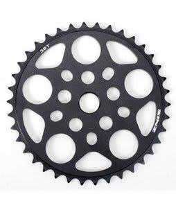Sinz CNC Pro Chainwheel Black 38T