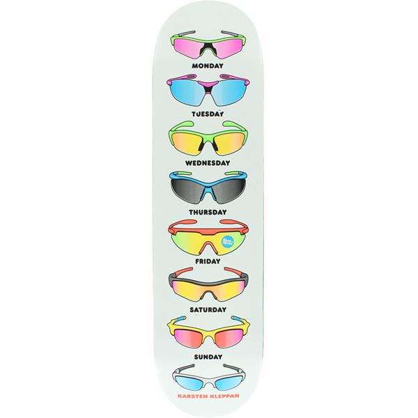 Skate Mental Kleppan Sunglasses Skateboard Deck