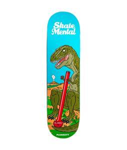 Skate Mental Plunket T-Rex Skateboard Deck