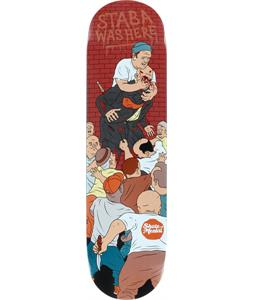 Skate Mental Staba Dwarf Fight Skateboard Deck