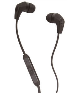 Skullcandy 50/50 w/ Mic 3 Earbuds Carbon Grey/Black
