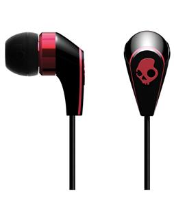 Skullcandy 50/50 w/ Mic 3 Earbuds Black/Red